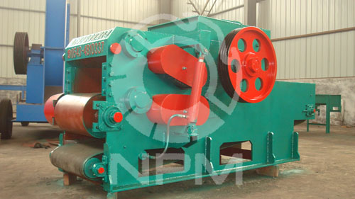 Wipping Machine Mail: NPM 2-3tons Wood Pellet Plant In Vlasotince, Serbia